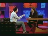 QUENTIN TARANTINO chats with JONATHAN ROSS.
