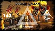 DUCKZO & ALEXX - TWISTED #163 EDM electronic dance music records 2015