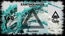 EARTHQUAKES - SPLASH #160 EDM electronic dance music records 2015