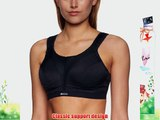 Shock Absorber D  Max Sports Bra - Black 36H