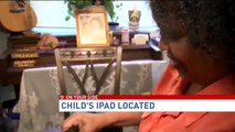 Taxi driver, family finds iPad, backpack for boy with autism
