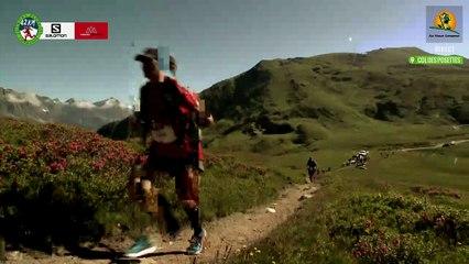 MARATHON- Plateau 8 - Retour Tré le Champ Top 3 Hommes - Chamonix Marathon du Mont-Blanc