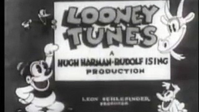 Classic Cartoons - Bosko at the Zoo - The Original Looney Tunes -1932 (WARNING:RACIST)
