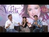 """Os astros de Violetta cantam """"parabéns"""" para a Todateen!"""