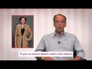 O que os astros dizem sobre Lilia Cabral