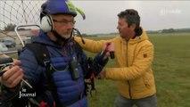 Vendée : Voyage en paramoteur à l'aéroclub d'ULM