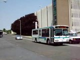 Norwalk Transit Orion 07.503 Low Floor #15x with Orion 07.503 Low Floor #155 and Orion 07.503 Low Floor #153