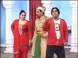Very funny of Iftikhar Thakur, Zafri Khan and Nasir Chinoti Funniest PAKISTANI Stage Drama