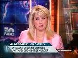 MSNBC On Campus : Timothy Ginocchetti Murder Case