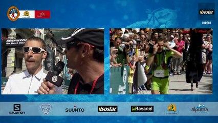 KMV- Plateau 4 - Franco COLLE  - Chamonix Marathon du Mont-Blanc 2015