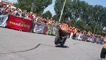 King of Drift Europe 2010 Prešov