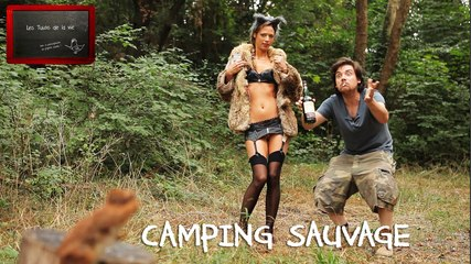 Camping Sauvage (Les Tutos de la Vie)