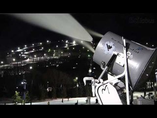 La neige olympique - Scilabus 10