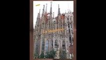 La Sagrada Família Barcelone Espagne