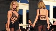 Rosie Huntington Whiteley Sexes Up Paris Fashion Week