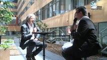 Benoit Leclerc, Vice Président Région Rhone Alpes; Nicolas Imbert, Directeur général Green Cross France et Territoires