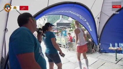 KMV- Plateau 8 - Départ des Élites - Chamonix Marathon du Mont-Blanc 2015