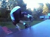 JHA - Vert skateboarding