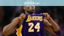 Top Ten Shooting Guards- #3 Kobe Bryant