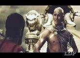 300 The Untold Tales Leonidas meets Xerxes