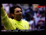 Juventus Atalanta 3 1 Buffon canta Inno Juventus con i tifosi allo stadio-scudetto campioni d'Italia