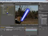 lightsaber preset tutorial adobe after effects cs4+ preset