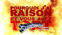 PJREVAT - Superman Retrospective   Superman III & Superman IV