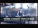 "Michael Schenker's Temple of Rock - Gelsenkirchen "" Rock Hard Festival "" 24-05-2015"