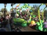 Pixar Play Parade - New Disneyland Parade!