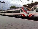 Tren cercanias Civia Renfe