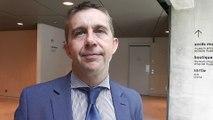 Christophe Ferrari, président de la Métropole de Grenoble