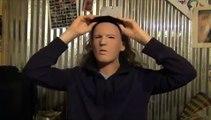 unmasking and re-masking the GreylandFilm Viktor mask!