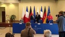 """Grèce : """"Il faut des propositions précises, et nous les attendons"""", affirme Sapin"""