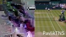 Serena Williams vs Venus Williams | Highlights Wimbledon 2015 | ateeksheikh