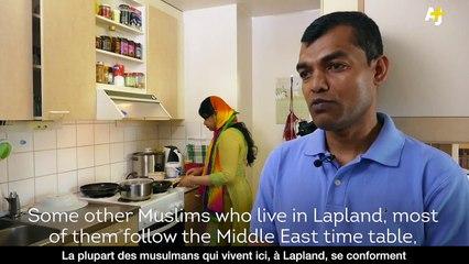 Ramadan dans un pays où le soleil ne se couche jamais