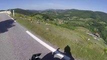 Balade Moto - Lyon _ Sud Ardèche