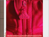 adidas Essential Polyester Little Girls Tracksuit Set Pink 8-9 Years
