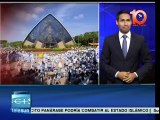 Inicia en Ecuador visita oficial del papa Francisco