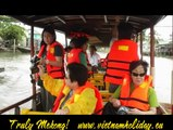 Mekong Delta Vietnam, The Mighty Mekong - Boat trip from Can Tho to Sadec