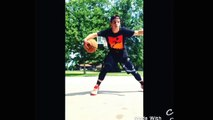 Street ball moves, inspired by the professor, hot sauce and the bone collector.