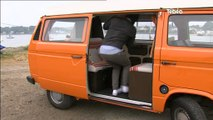 Finistère. Combi Joli : Des vacances en combi Volkswagen