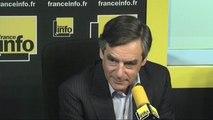 François Fillon était l'invité de Jean-François Achilli sur France Info