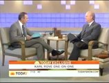 Matt Lauer Gets Combative with Karl Rove on Today
