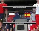 PES 08...Finał mistrzostw świata 2010 POLSKA - HISZPANIA xD