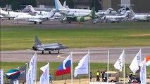 Pakistan Air Force JF-17 Thunder at Paris Air Show 2015 Day 2 -
