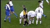 David Beckhams | Incredible Free Kick | England vs. Greece
