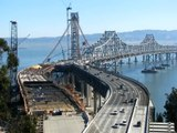 Time Lapse Video of the San Francisco Bay Bridge Construction - Yerba Buena Island