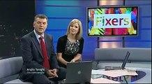 Anglia News ITV Fixers Dancing & Big Cat Wimblington