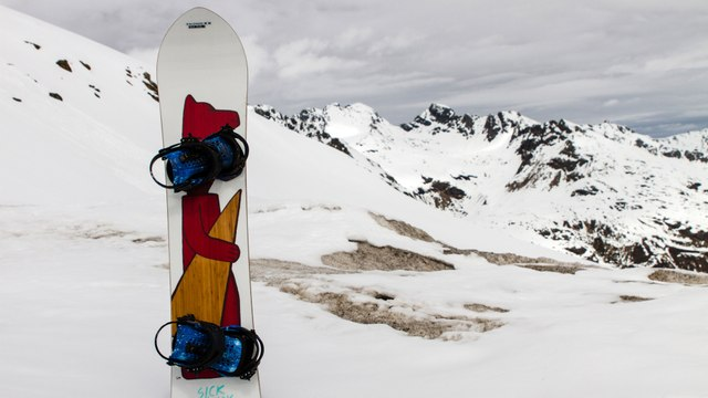 Salomon Sick Stick Snowboard 2015/2016 Review | EpicTV Gear Geek