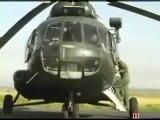 Crónica: El desfile militar desde el aire